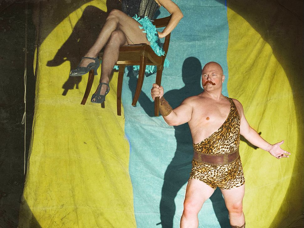 'American Horror Story: Freak Show' Episode 2 Recap: Song of the Strong Man