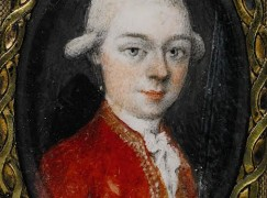 Art World Abstracts: The Portrait Mozart Gave to His Cousin-Slash-Lover, and More!