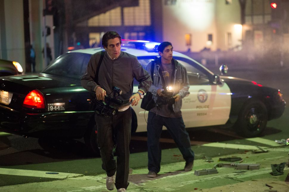 'Nightcrawler' Is a Seedy, Sensational Look at the Cutthroat World of TV Reporting