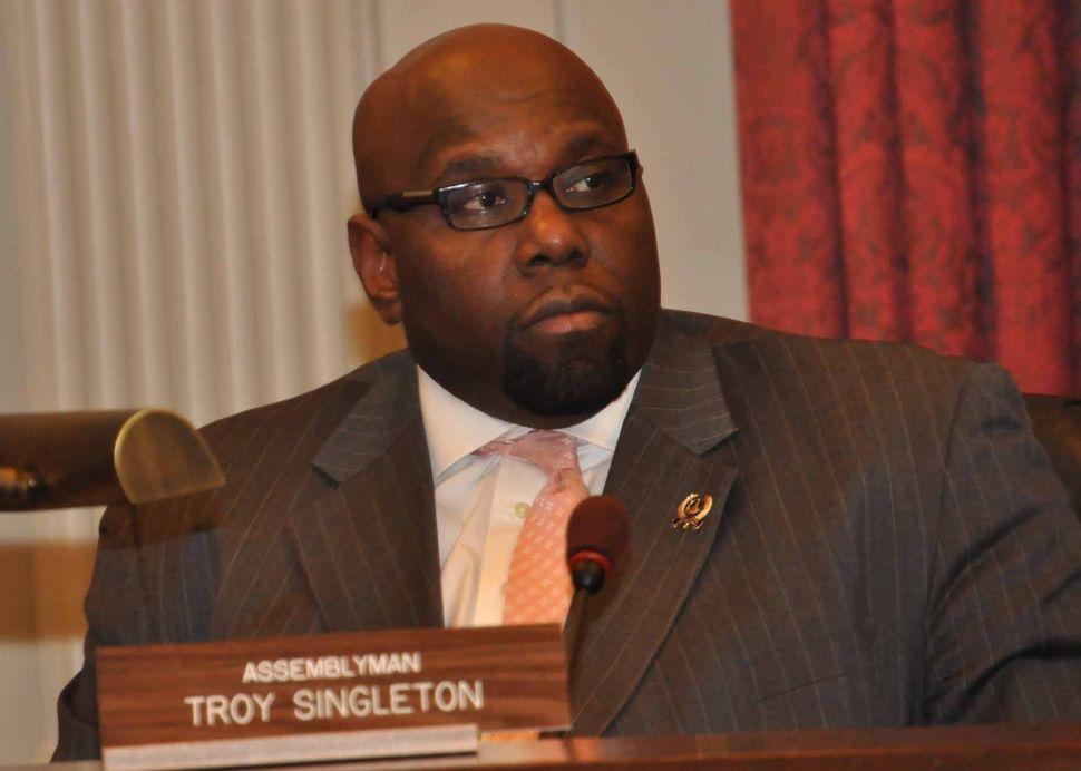 Singleton legislation seeks expanded powers for the Office of Lieutenant Governor