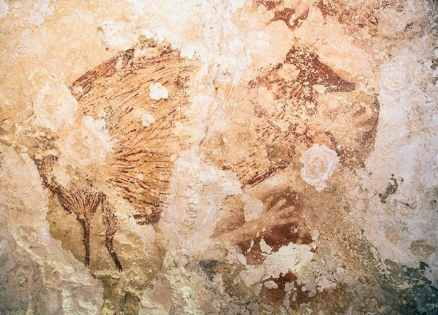 Art World Abstracts: World's Oldest Art Found in Indonesia?