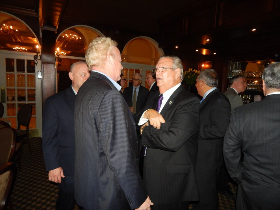 Caputo: This Shouldn't be About Companies – or Who's Running for Governor