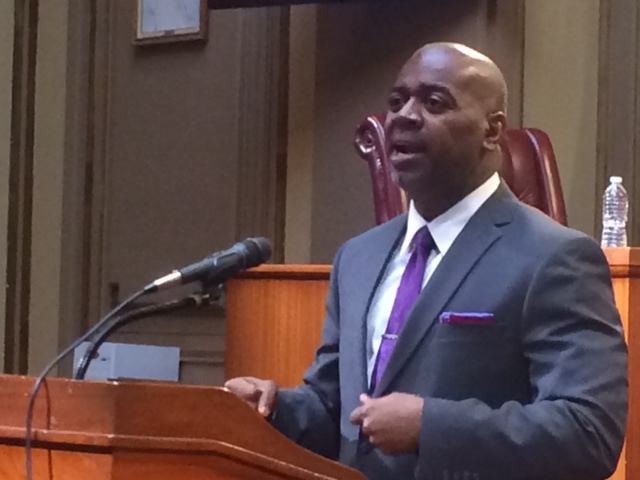 Newark Mayor Baraka issues report on administration's first 100 days