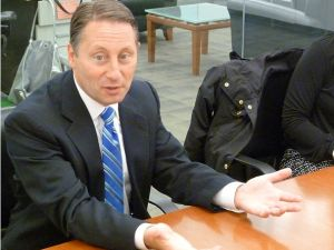 Westchester County Executive Rob Astorino (Photo: Lauren Draper).