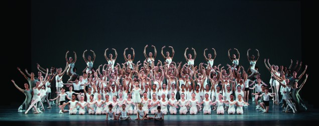 American Ballet Theatre School Turns 10