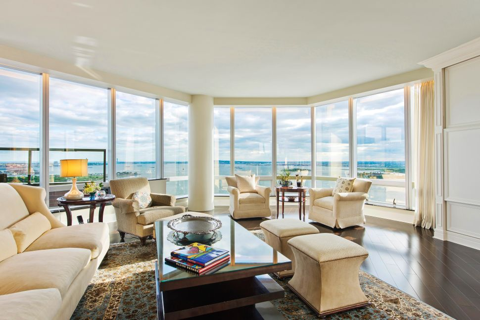 The Key to Excess: A Ritz Carlton Penthouse Baits Extravagant Offshore Buyers