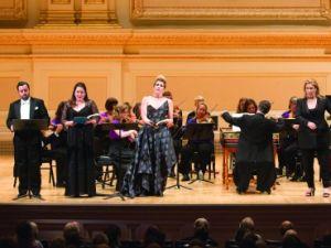Handel's Alcina at Carnegie Hall.