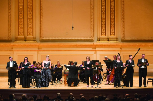 Carnegie Hall Showcases a Femme Fatale