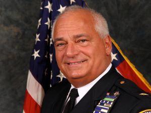Bergen County Sheriff Michael Saudino.