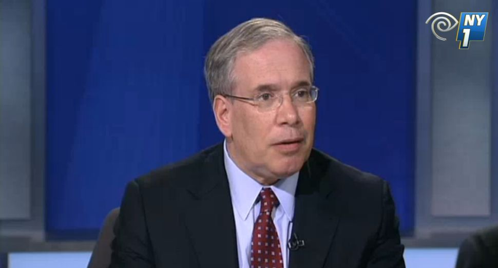 Stringer Calls For Hiring New Deputy Mayor in Audit of Homeless Services