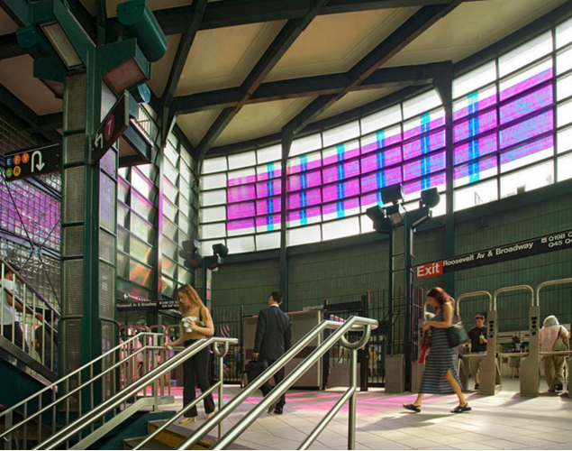 A Quick Look at MTA Public Art Projects in NYC's Five Boroughs