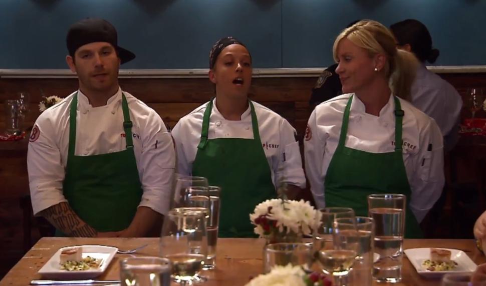 'Top Chef' 12 x 2 Recap: 'Boston's Bravest And Finest'
