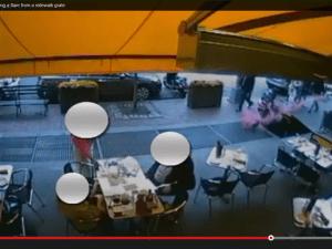 Anonymous smoke-bomber attacks popular West Village restaurant Bar Pitti.