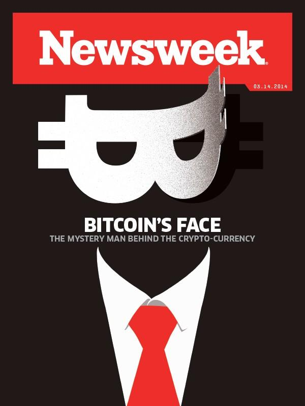 Media Mix: Newsweeks' 'Face of Bitcoin' is Crowdfunding to Sue Newsweek