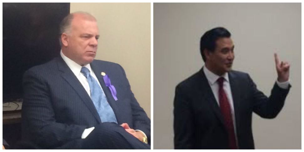 CD 5 race: Sweeney decries Dem PAC support shift from CD 3 to CD 1, calls for support for Cho in CD 5