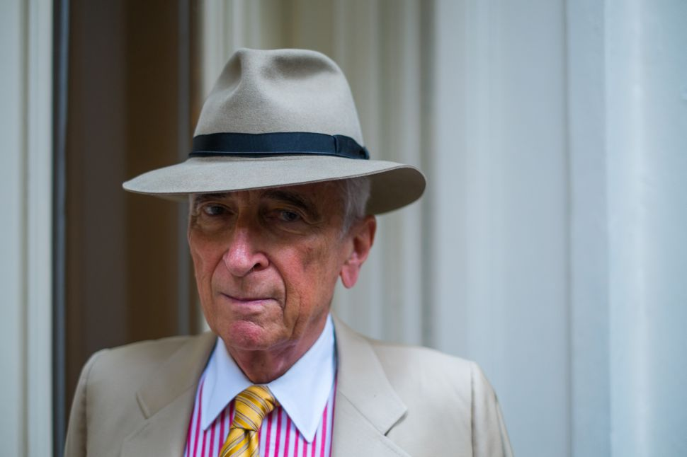 With 'The Bridge,' Gay Talese Recalls the Art of Nonfiction