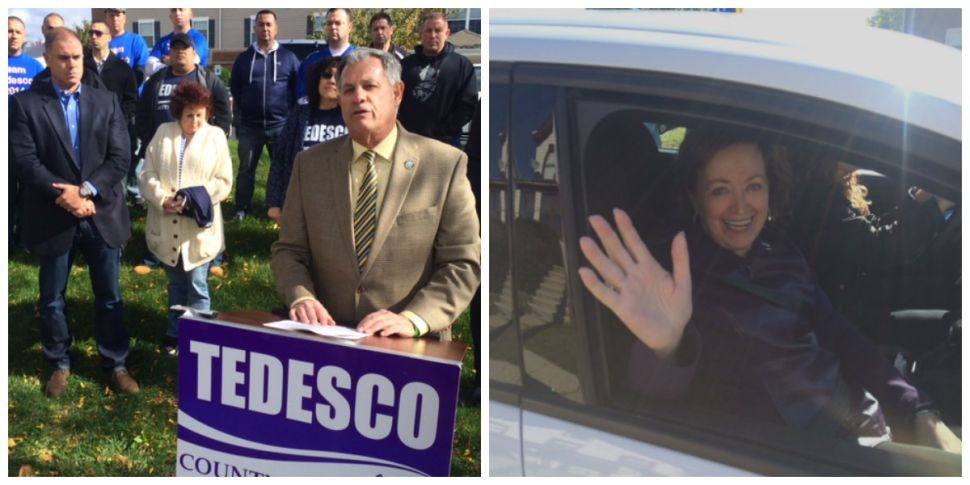 Bergen County Exec's Race: Donovan, Tedesco counterpunch over TV ad accusations