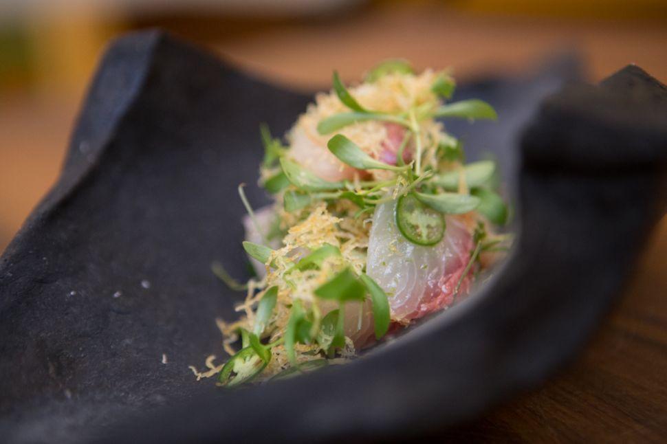 The Raw Truth: Gagosian-Takayama Venture Blissfully Pairs Fine Art and Fresh Fish