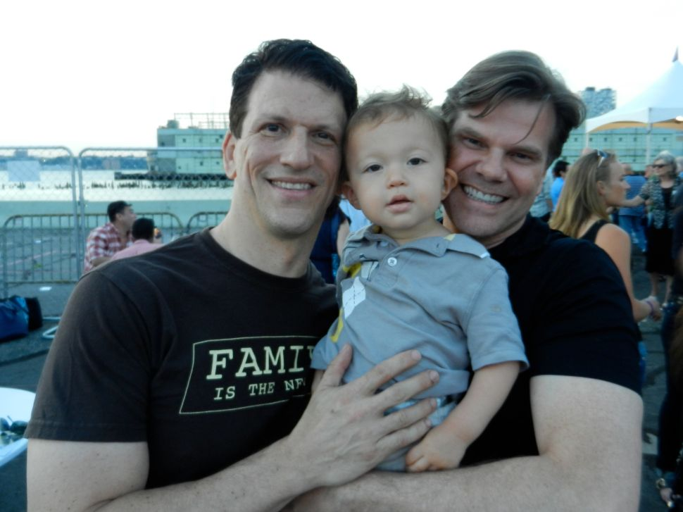 New York State is Lousy for Gay Men Who Want Children