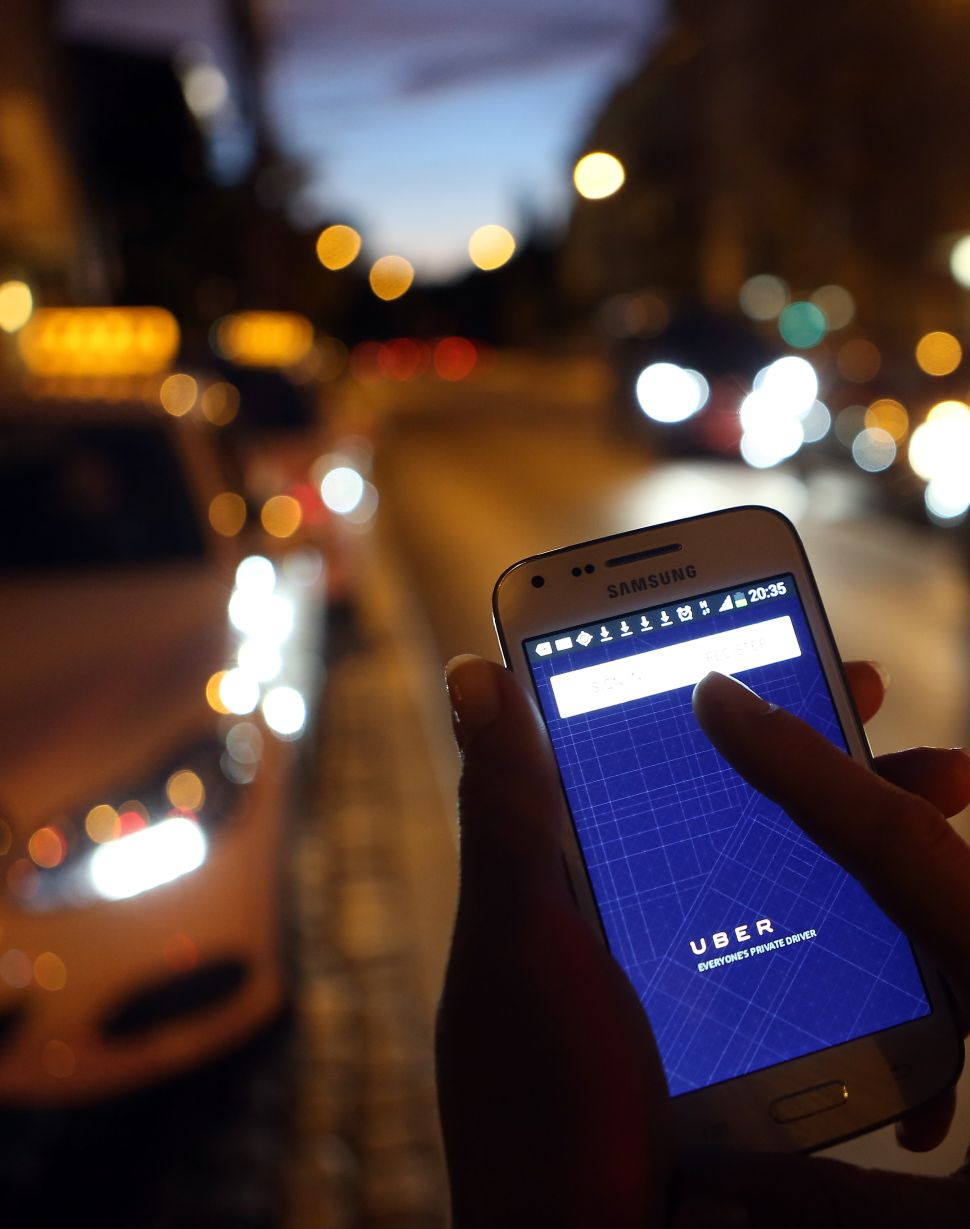 Uber Driver Not at Risk of Catching Ebola, Officials Say