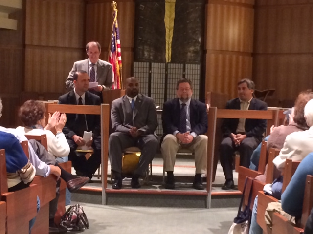 West Orange mayor's race: Four candidates, one spot draws public to debate