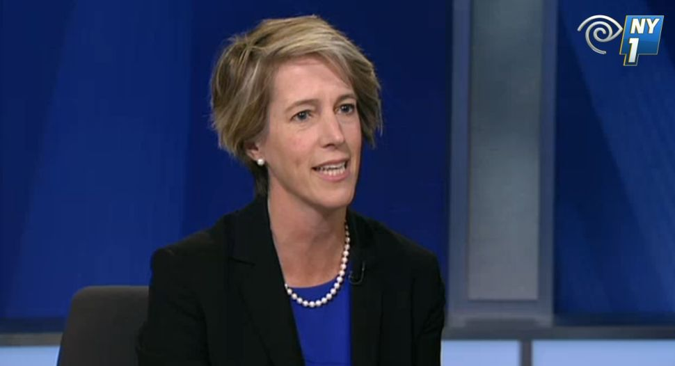 Zephyr Teachout Will Not Endorse Andrew Cuomo