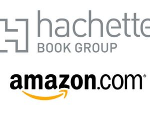 Hachette and Amazon logo