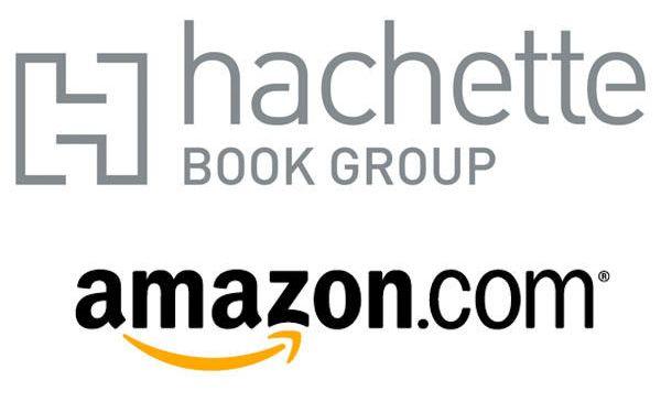 Hachette and Amazon logo