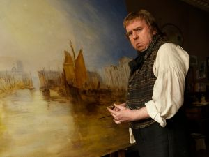 Timothy Spall won Best Actor at Cannes for his performance as J.M.W. Turner.