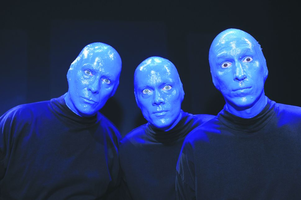 Charter School: The Blue Man Group Will Open a Middle School Downtown