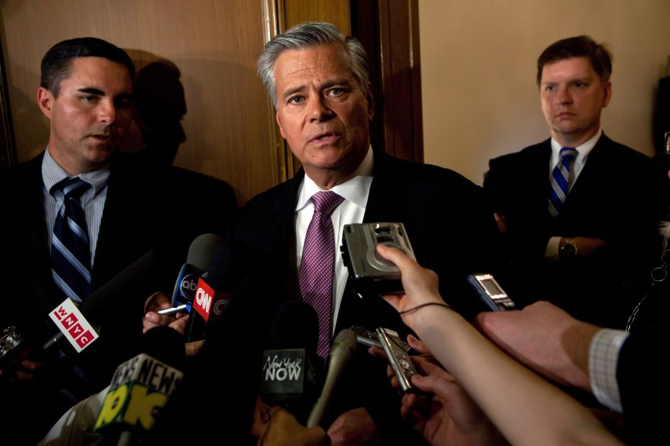 Skelos Set to Push Charters, Tax Cuts and Fracking After Senate Gains