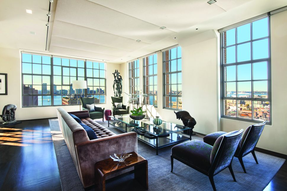 Open-Shut Case: In Tribeca, the Expansiveness of a Loft With the Privacy of Rooms