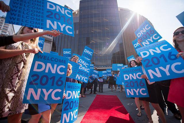Bill de Blasio Very Psyched New York Still in Running for Dem Convention