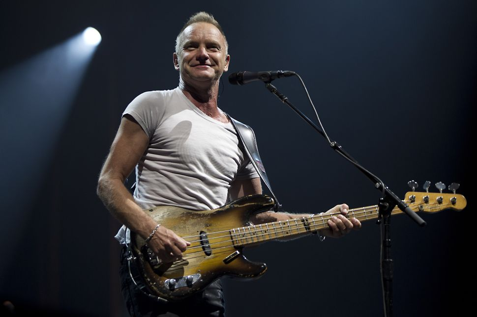 Sting Saves 'Ship' from Sinking, But Is It Enough?