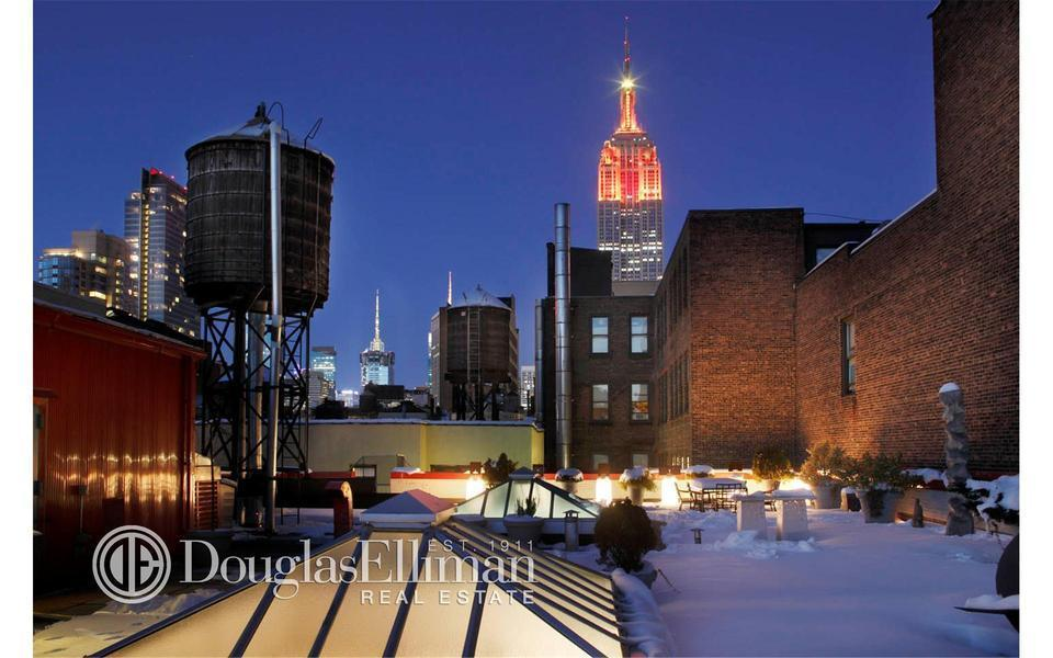 Just Developed: French Photographer Drops Flatiron Loft for $5.45 M.