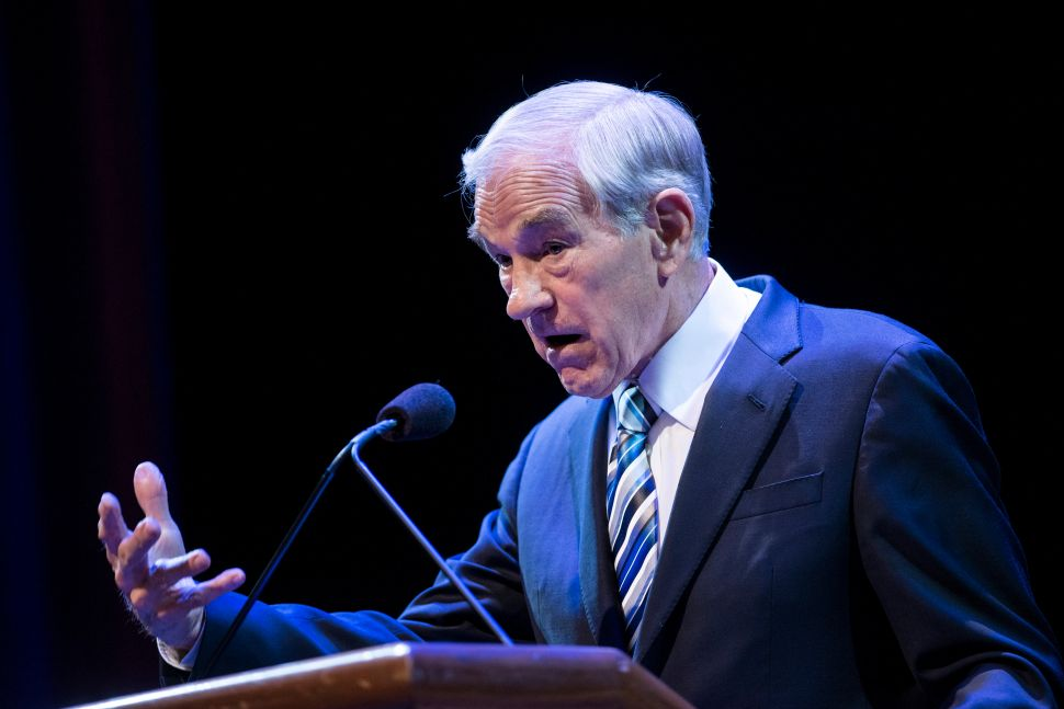 Ron Paul's Appearances on Kremlin TV Could Damage His Son's Presidential Aspirations