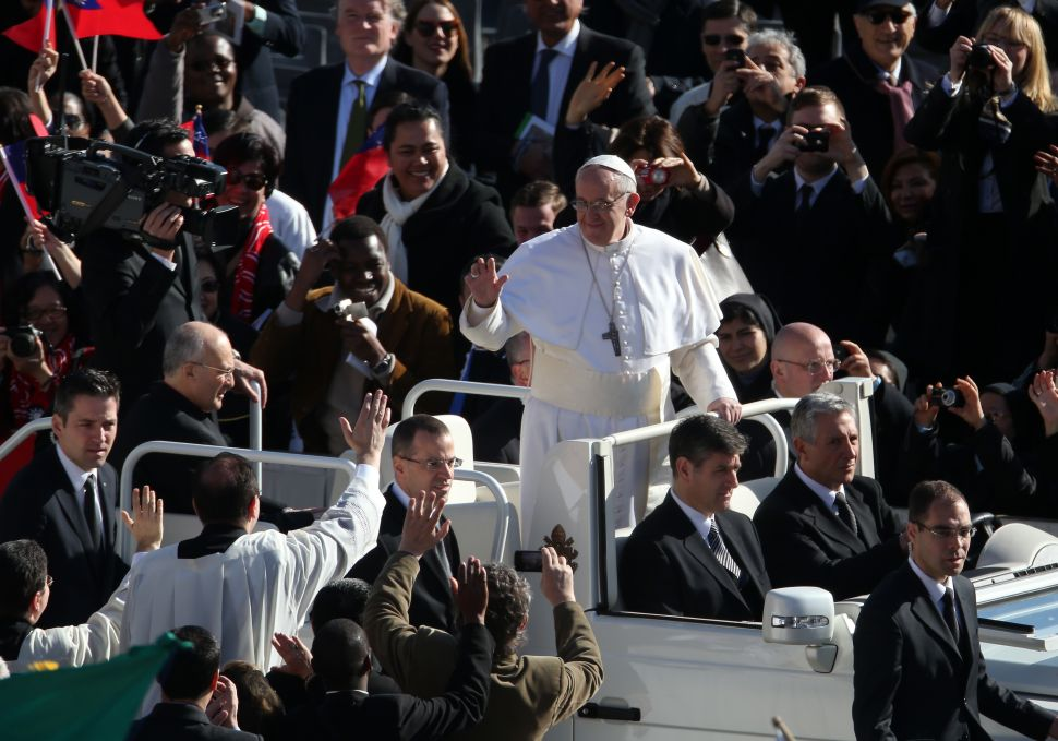 Pope Francis Is Coming to New York City