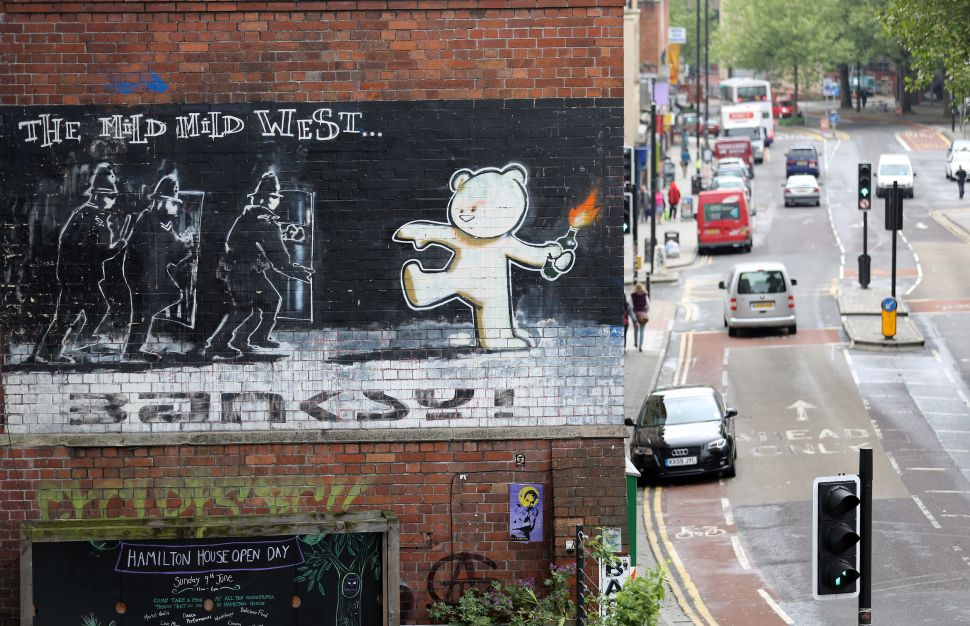 Buying a Banksy: A Guide to the Graffiti Superstar's Booming Market