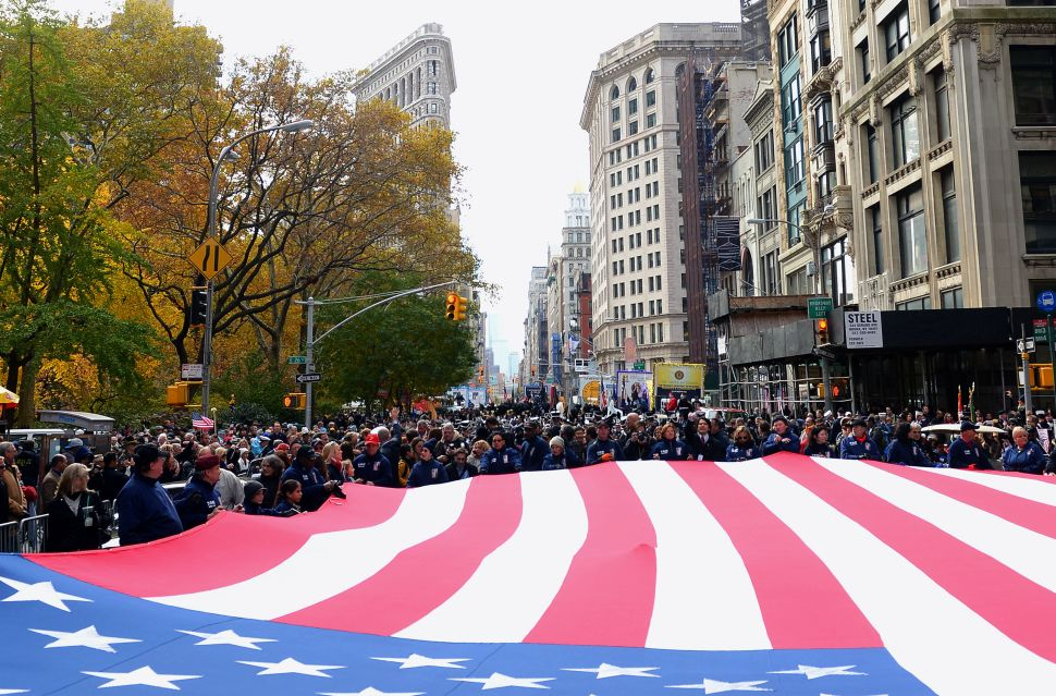 Questionable Expenses, Budget Woes Beset Veteran's Day Parade