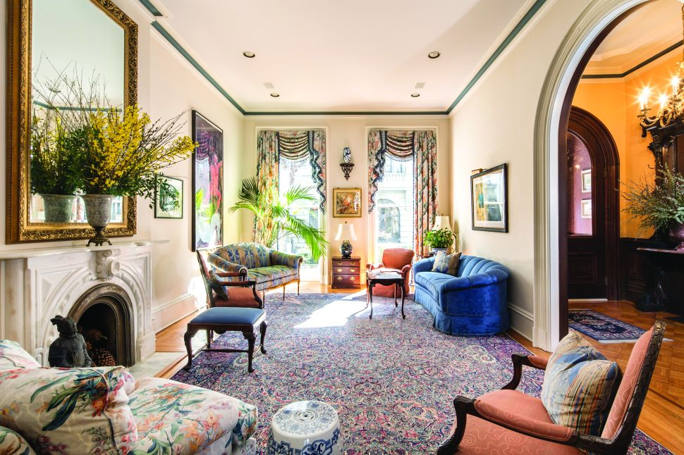 Mothering Heights: A Prime Brooklyn Townhouse That's Proudly Old-fashioned