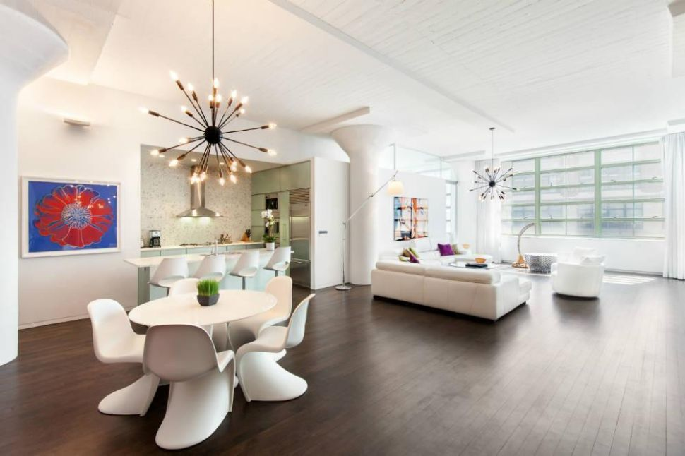 The Dragon's Den: Flashy Canadian Financier Takes Wing from Tribeca Pad for $4.08 M.
