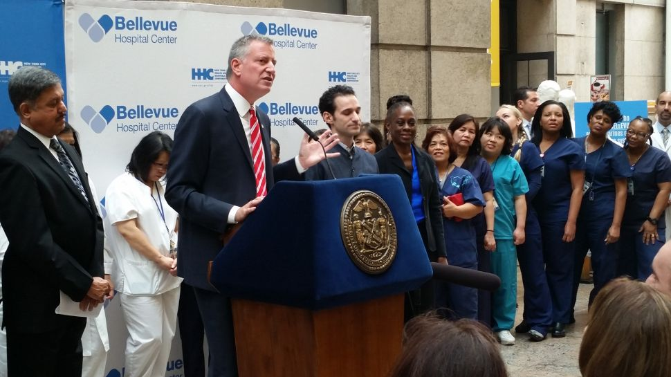 Recovered From Ebola, Manhattan Doctor Is Done Talking to the Media