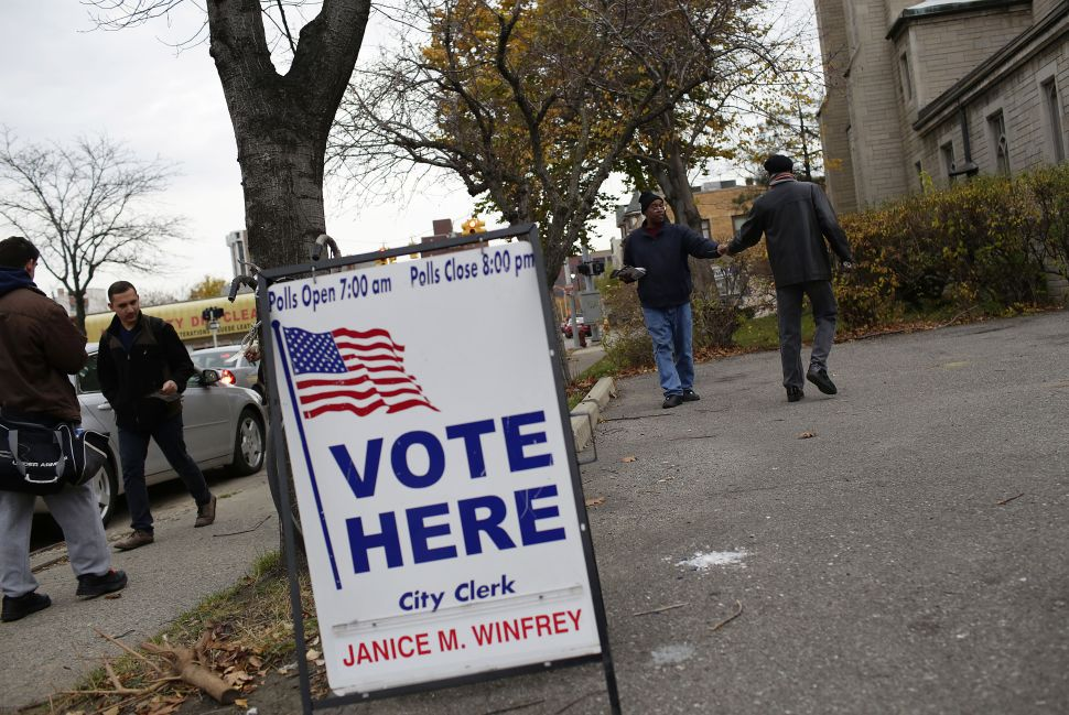 Low Turnout in This Year's Election Blamed on a Cluster of Factors