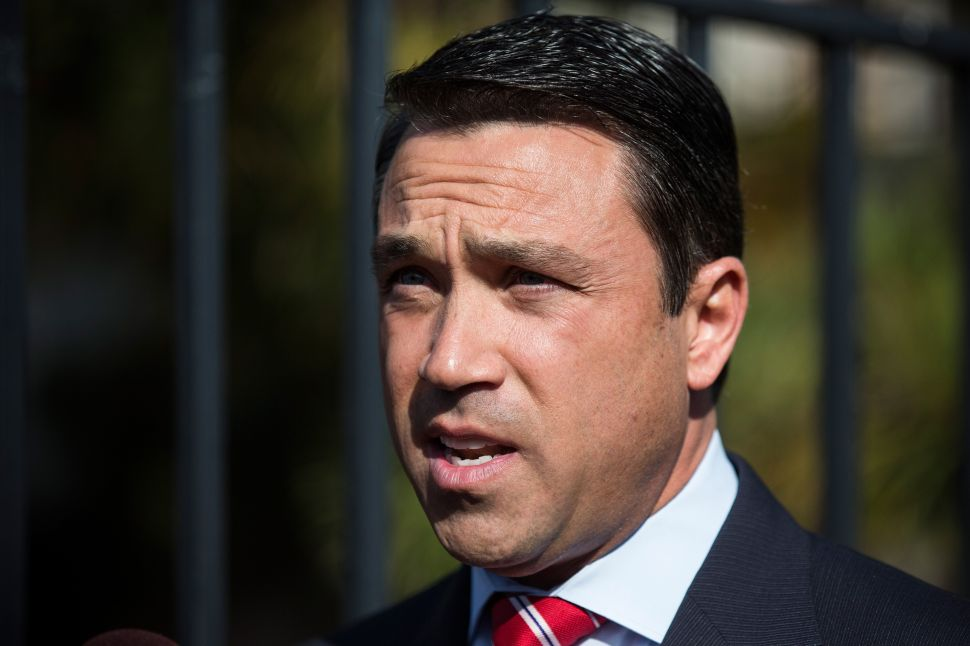 Michael Grimm Declares a Wide Victory Over Domenic Recchia