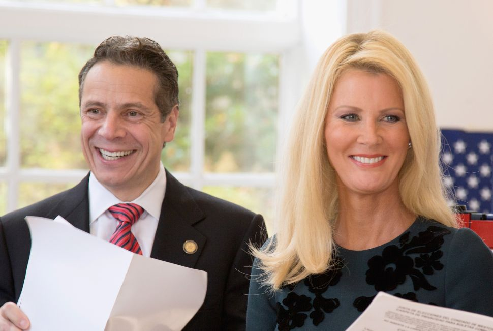 Andrew Cuomo 'Devastated' After Sandra Lee's Cancer Diagnosis
