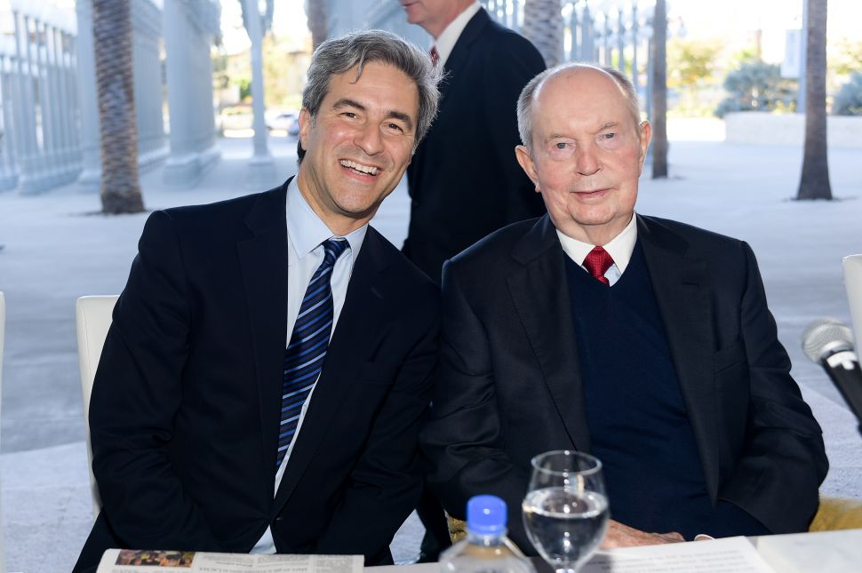 Jerry Perenchio On His Massive $500M Gift to LACMA, the Museum's Biggest Ever
