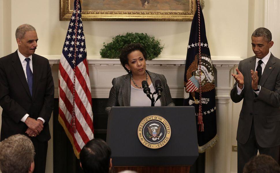 Obama Pick for AG Let HSBC Off the Hook