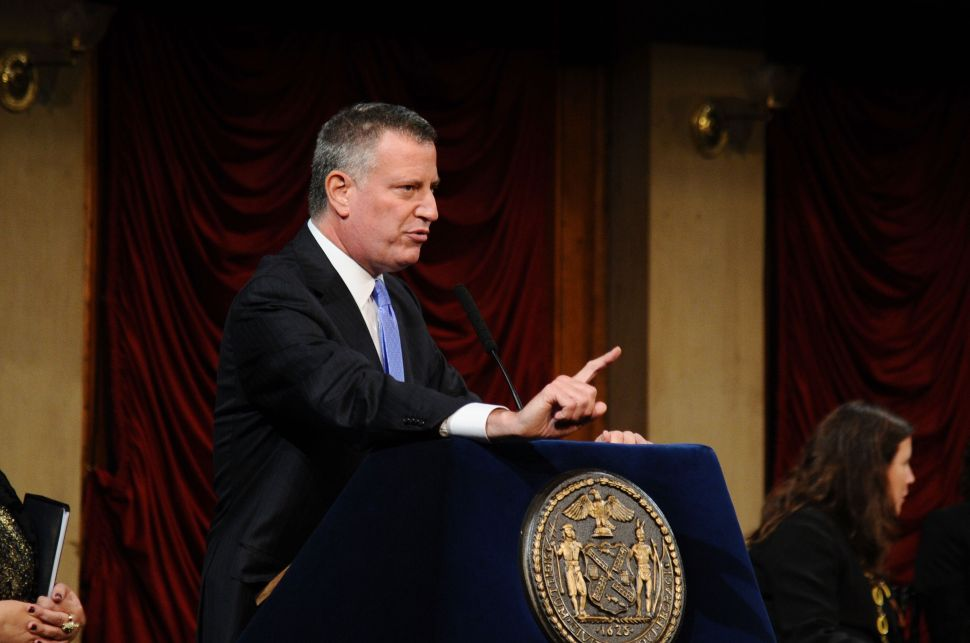 De Blasio Reaches Labor Deal With NYPD Sergeants