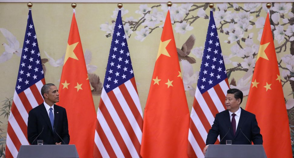 In U.S.-China Climate Deal, Big Loser Is Russia