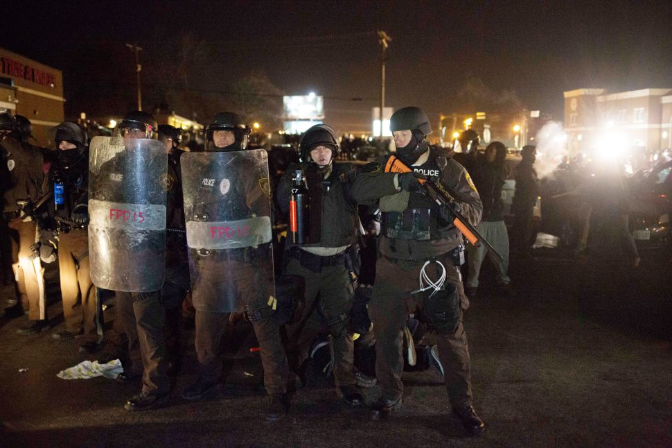 Hillary Clinton's Deafening Silence On Ferguson